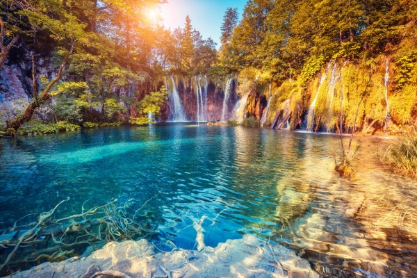 Split To Plitvice Lakes Private Day Trip