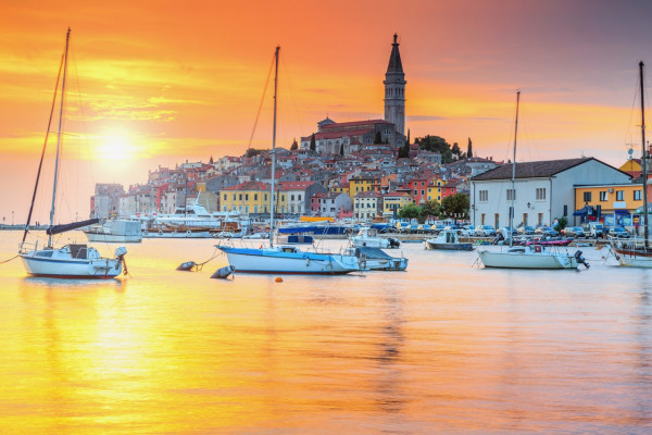 Zadar to Rovinj Transfer