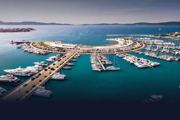 Zadar Airport to Marina Dalmacija Transfer